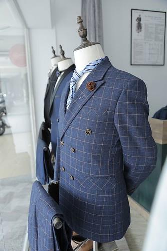 訂做西裝也能很科技!Suit Multi 西服體驗3D量身訂製不一樣的手感西服 (1)