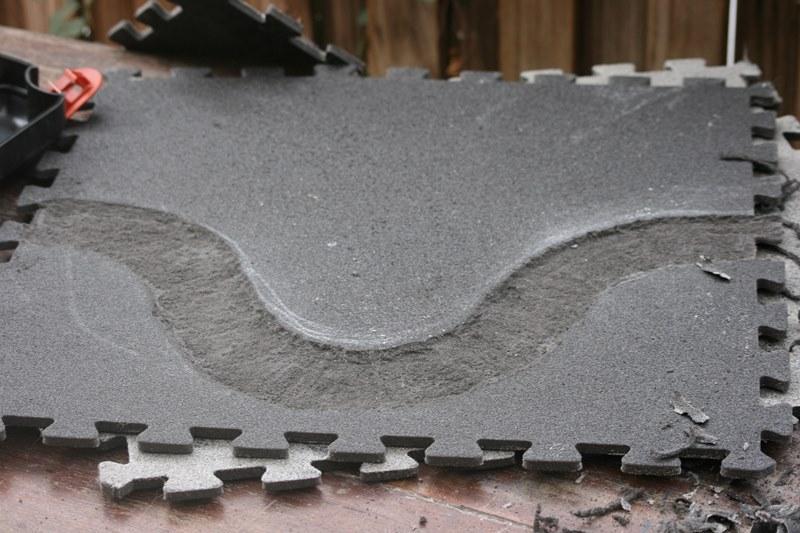 Plateau de jeu à partir de tapis de sol puzzle 37155927274_b61a880d93_o