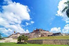 Castillo San Felipe de Carthagène