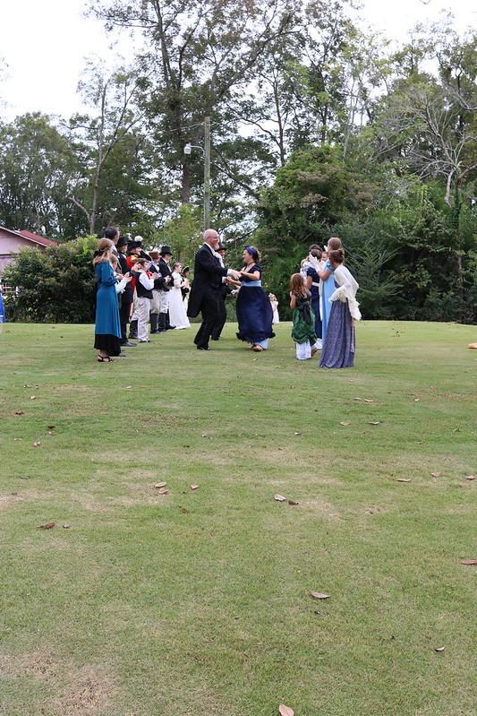 English Country Dancing 3