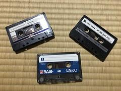 さよならカセットテープ。