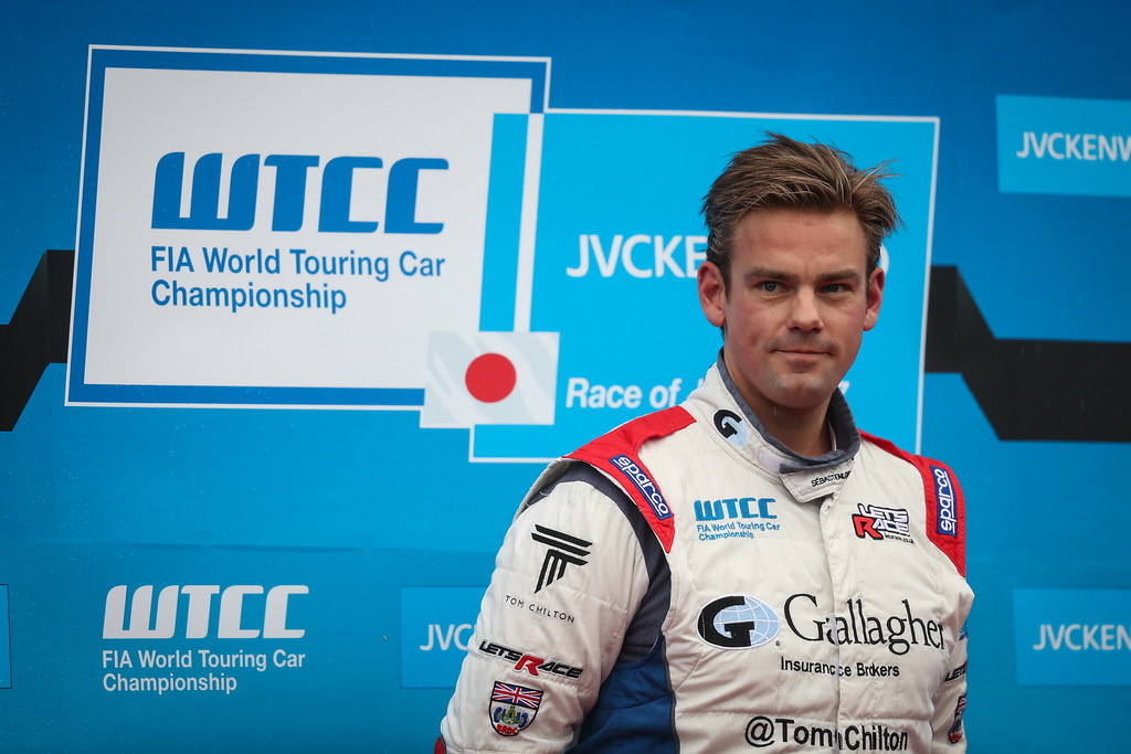 CHILTON Tom (GBR) Citroen C Elysee team Sébastien Loeb Racing ambiance portrait during the 2017 FIA WTCC World Touring Car Championship race at Motegi from october 27 to 29, Japan - Photo Alexandre Guillaumot / DPPI