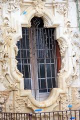 Rose Window San José Catholic Church Mission San José y San Miguel de Aguayo