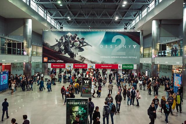 Comic Con 2017 Moscow