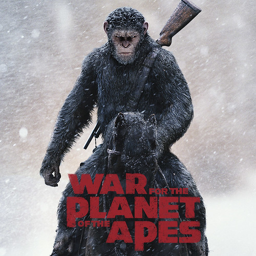 War for the Planet of the Apes (plus bonus features)