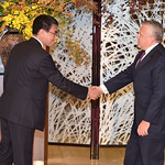 Deputy Secretary of State John J. Sullivan traveled to Tokyo and Seoul for a Deputies-level trilateral meeting hosted by the Republic of Korea on October 18.   The Deputy Secretary also held bilateral meetings in Tokyo from October 16-17 and in Seoul from October 18-19.
