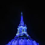 the blue bishop