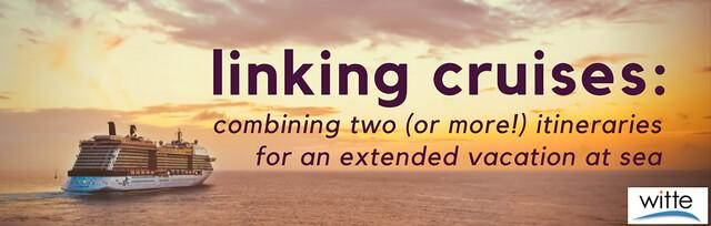 Linking Cruises