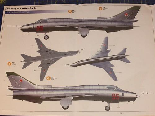 Sukhoi Su-17M3/M4 Fitter K, Kitty Hawk, 1/48 37414847460_084b271663