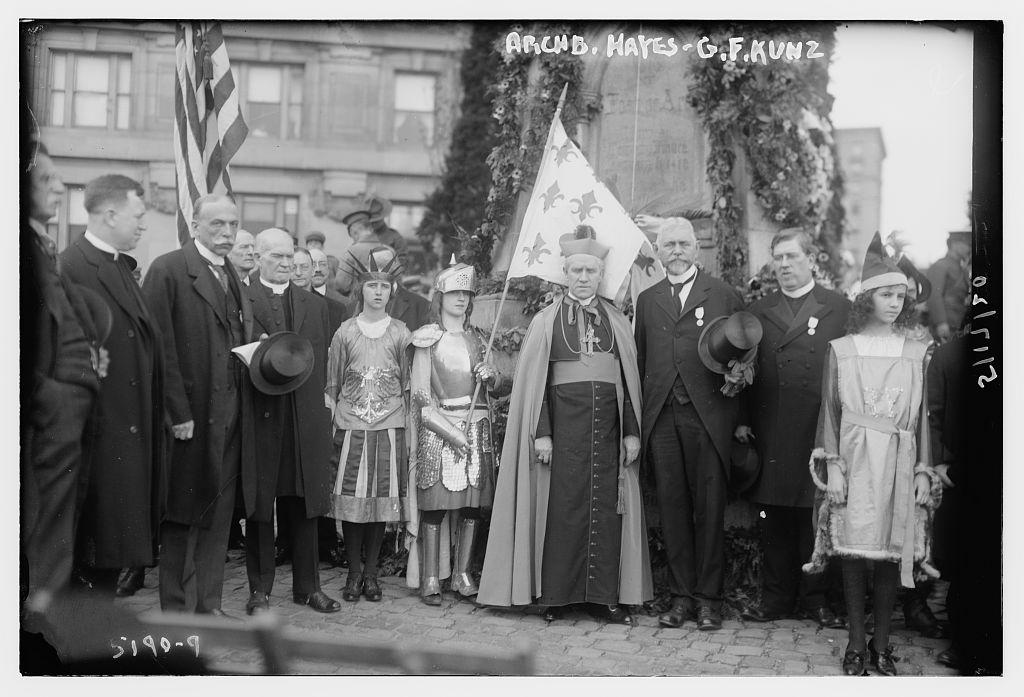 Archb. Hayes & G.F. Kunz (LOC)