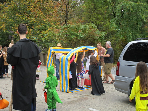 Trunk or Treat at Paint Branch Unitarian Universalist Church, October 29, 2017