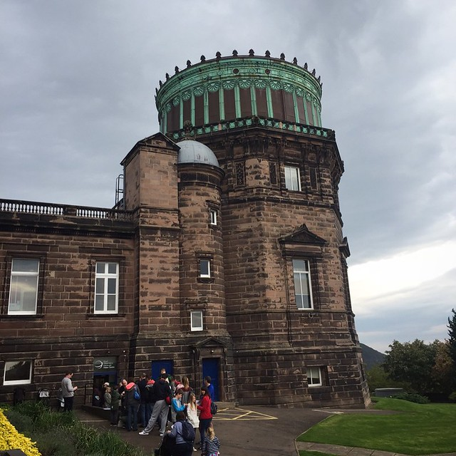 Observatory on doors open day