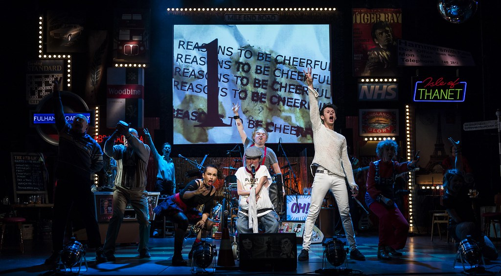 Graeae Theatre Company - Reasons To Be Cheerful