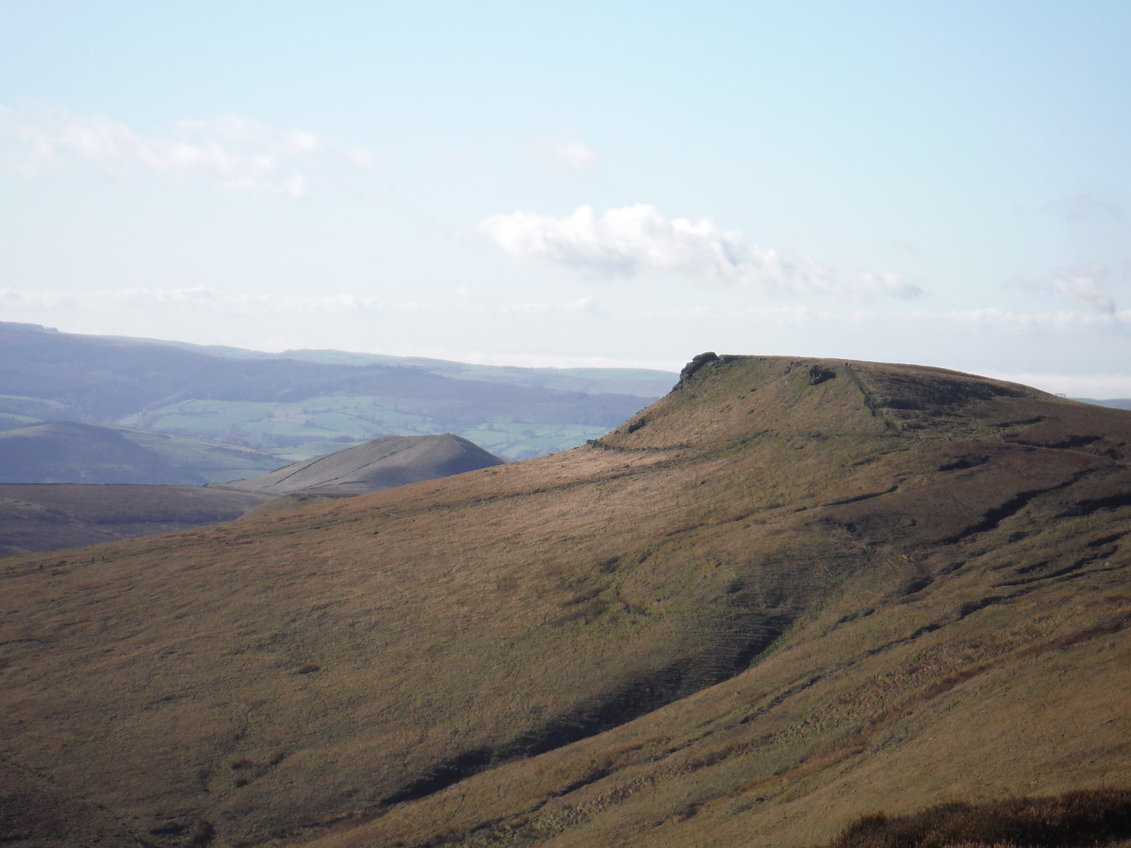 Swine's Back SWC Walk 304 - Kinder Scout Circuit (from Edale)