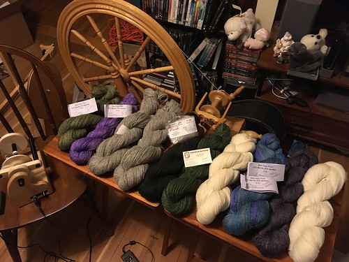 Spinzilla 2017, Day 7