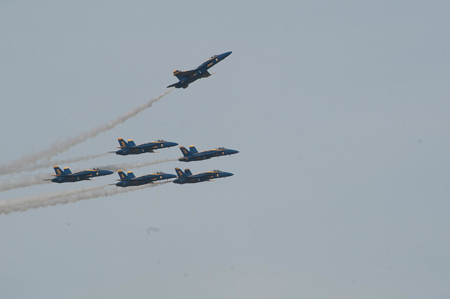 Air Show - Wings over North GA