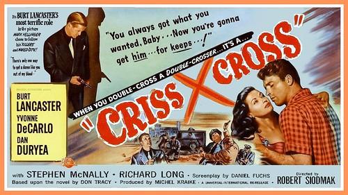 Criss Cross - Poster 1