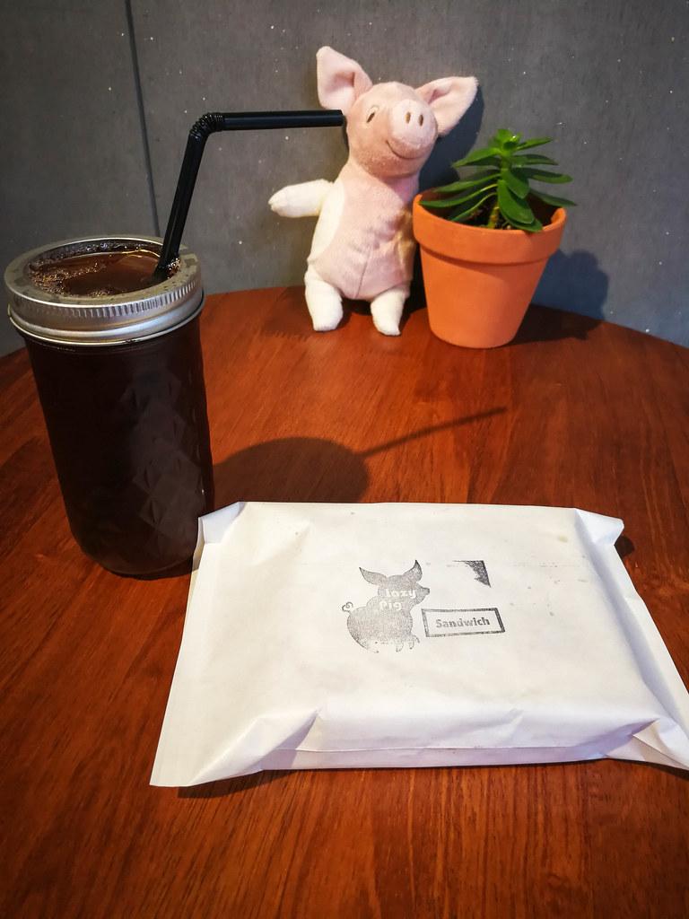 Lazy Pig 懶豬 三明治 (11)