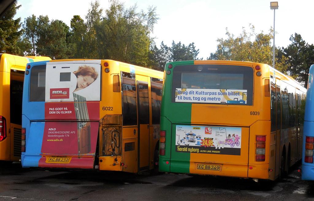 a5ecd3816e 2008 Volvo B12BLE Nobina 6022 ( route 300s ) + 6039 ( route 30E )
