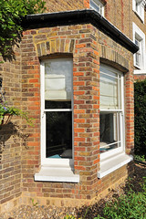 Bay Sash Window
