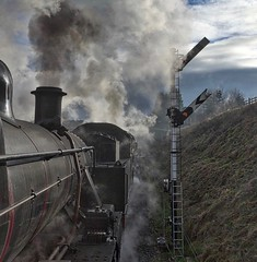 Great Central Railway Rothley Leicestershire 28th January 2017