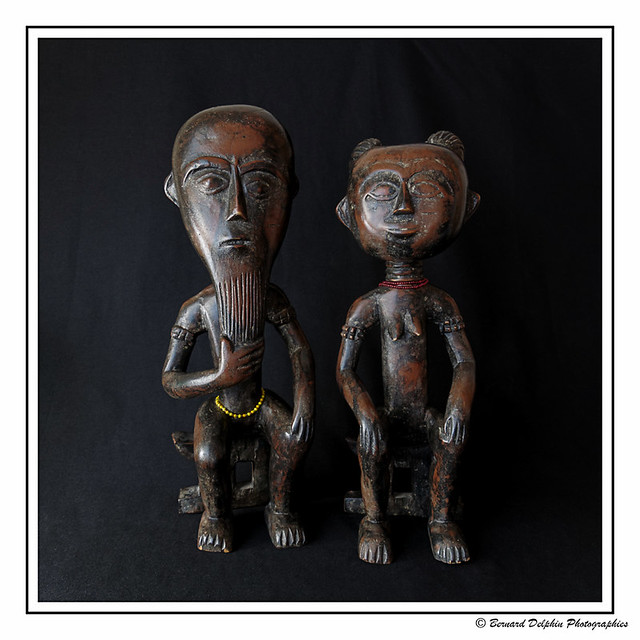 Couple Dogon