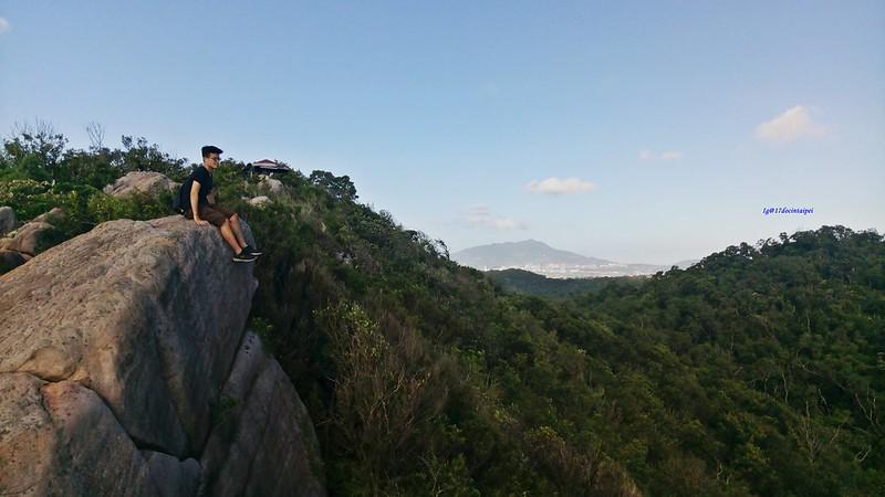 TAIPEI-bush walking-台北郊山健行-內湖金面山剪刀石-17度C隨拍 (29)