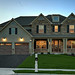 Twilight Photo for Keystone Custom Homes