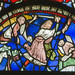 Canterbury Cathedral east window detail
