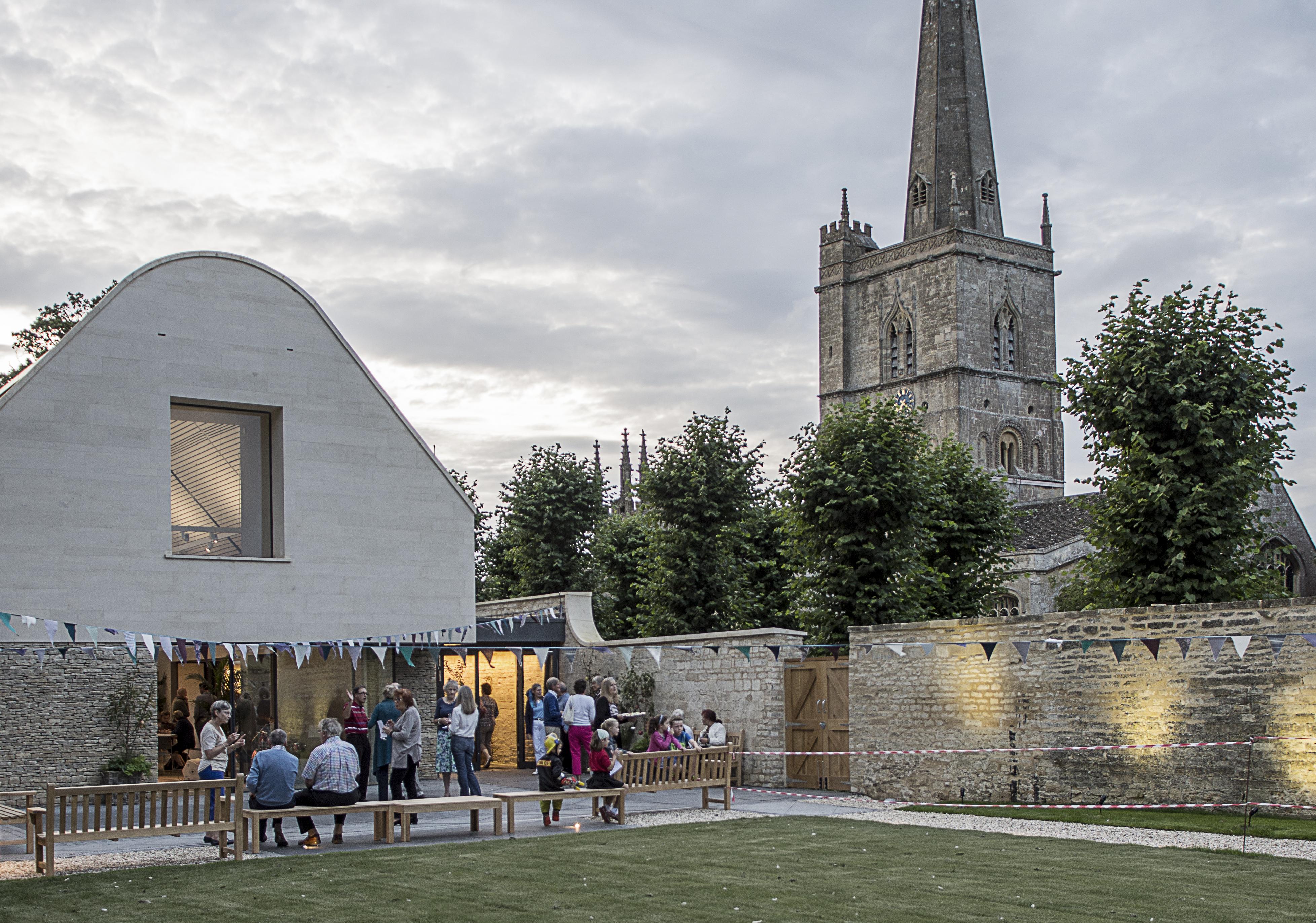 St John the Baptist, Burford, Oxfordshire