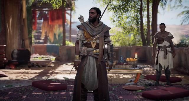 Assassin's Creed Origins - Senu
