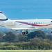G-PULA Dassault Falcon 2000LXS Centreline_A280025
