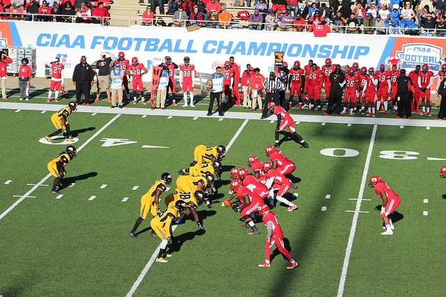 CIAA Football Championship - Salem Stadium