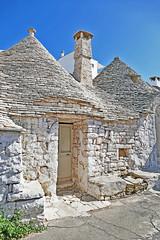 Italie, Alberobello (les Pouilles)