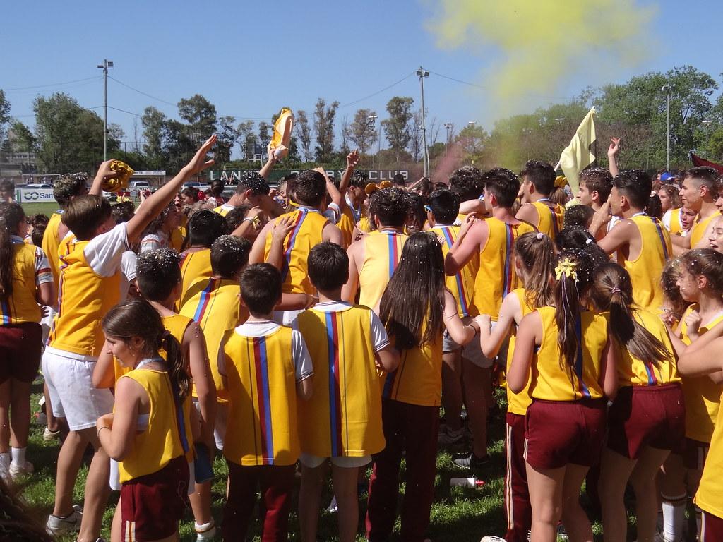 Interhouse Athletics 2017 - TIGERS CAMPEÓN