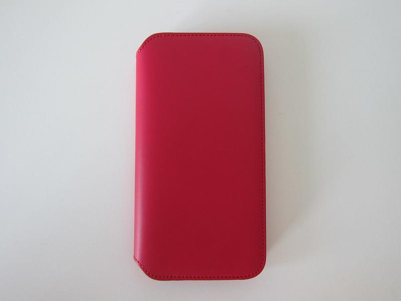 Apple iPhone X Folio Case - Front