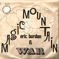 ERIC BURDON & WAR:SPILL THE WINE(JACKET B)