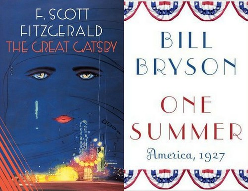 one summer + the great gatsby