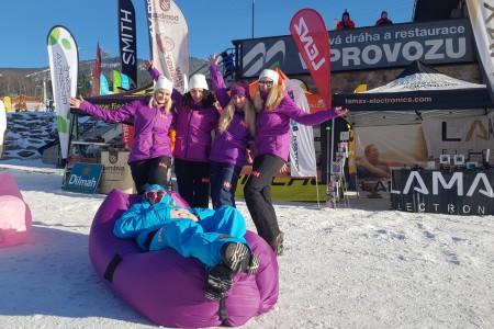 SNOW tour: hledáme promotérky a promotéry 2017/18!