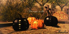 {Imeka} Pumpkin *Group Gift*