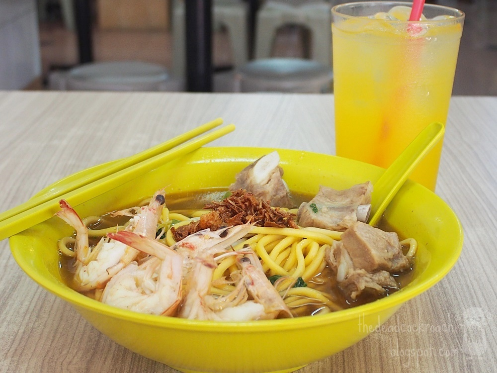 beach road, blanco court, blanco court prawn mee, food, food review, prawn mee, review, singapore, 白兰阁街大虾面, prawn noodles,blanco court prawn noodles