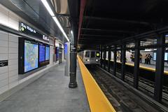 Reopening of the Bay Ridge Av (R) Station