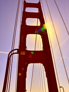 Golden Gale Bridge