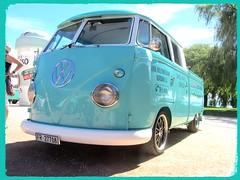 "VW T1 Pick Up ""Doka"", 1960"