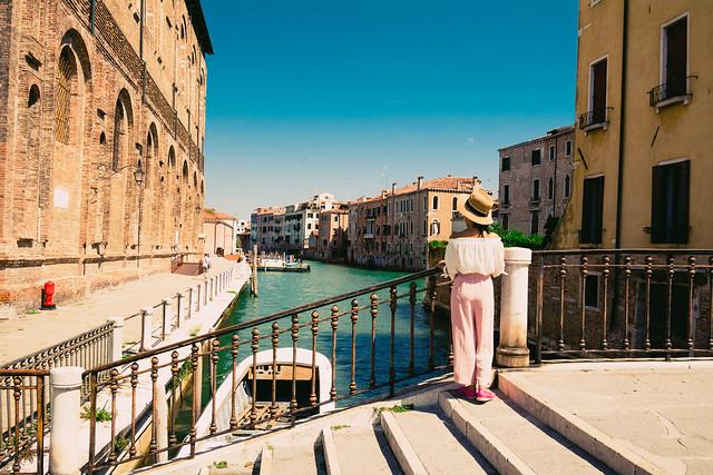 Noon in Venice