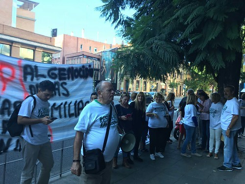 Sí se puede apoya las reivindicaciones por el cierre de la residencia de Montequinto