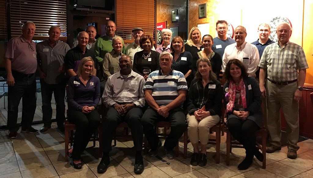 Raleigh Alumni & Friends Social, 10/24/17
