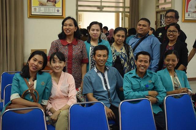 Sarasehan Kebangsaan Bagi Civitas Akademika UKMC