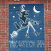 The Witch Inn wall sign Haywards Heath West Sussex UK