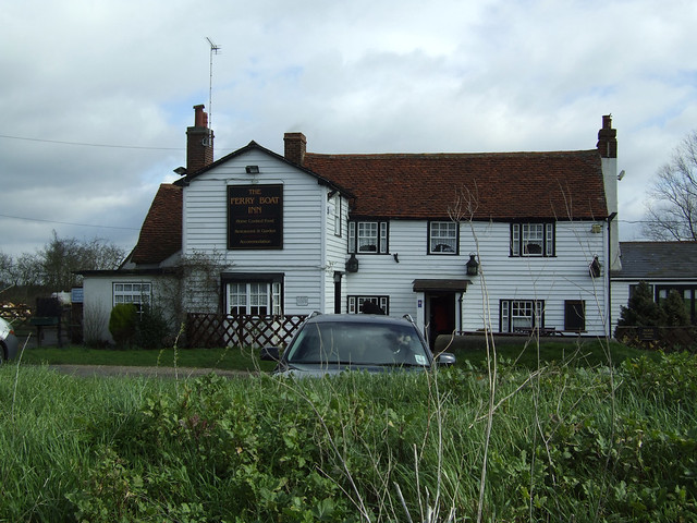 The Ferry Boat Inn, North Fambridge